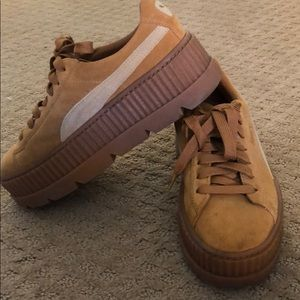Puma x Fenty platform creepers sneaker